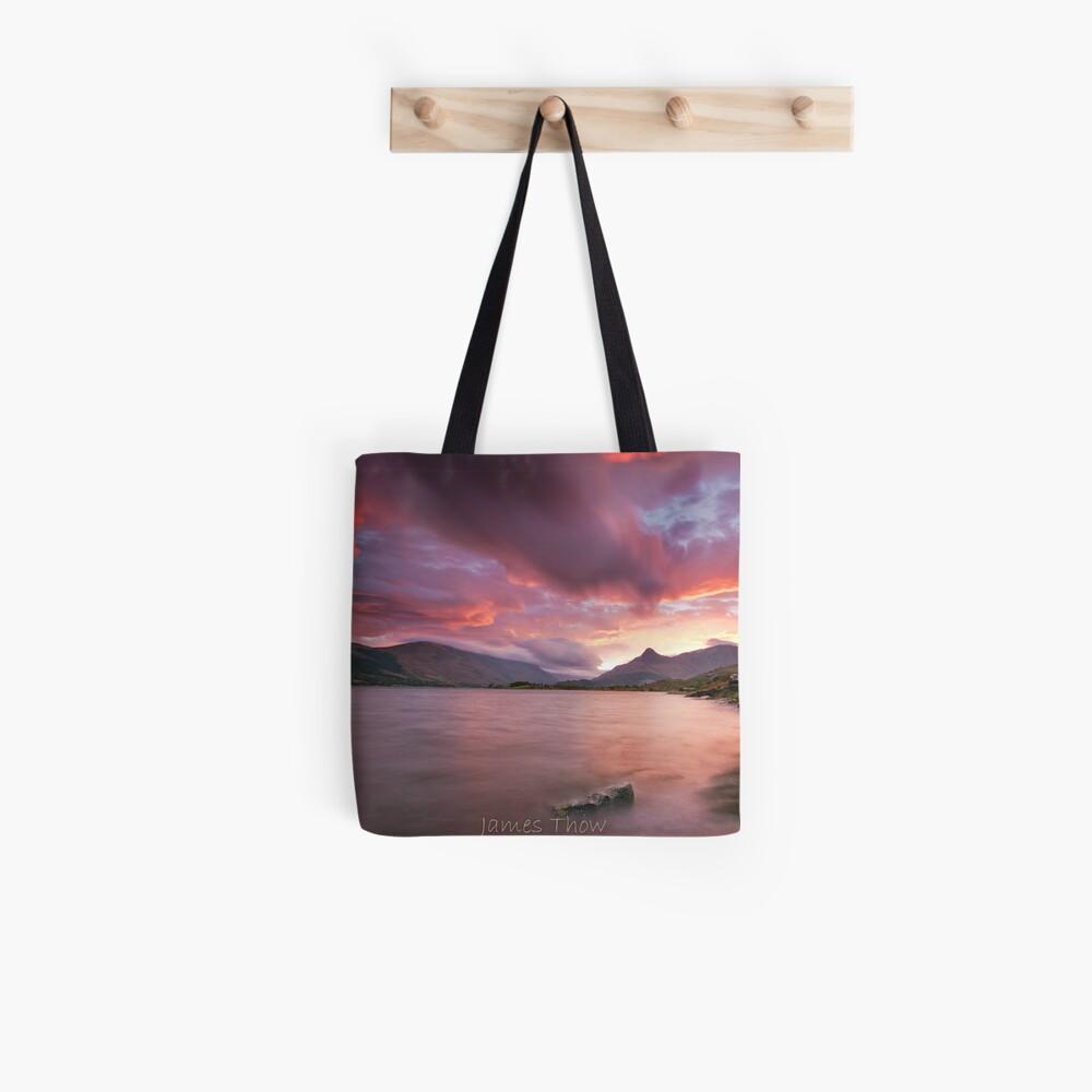 Glencoe sunrise Tote Bag