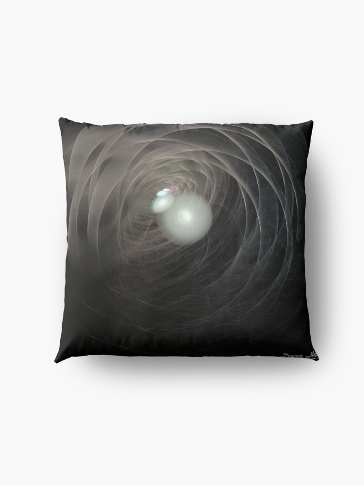 Alternate view of Tunnel Vision Floor Pillow