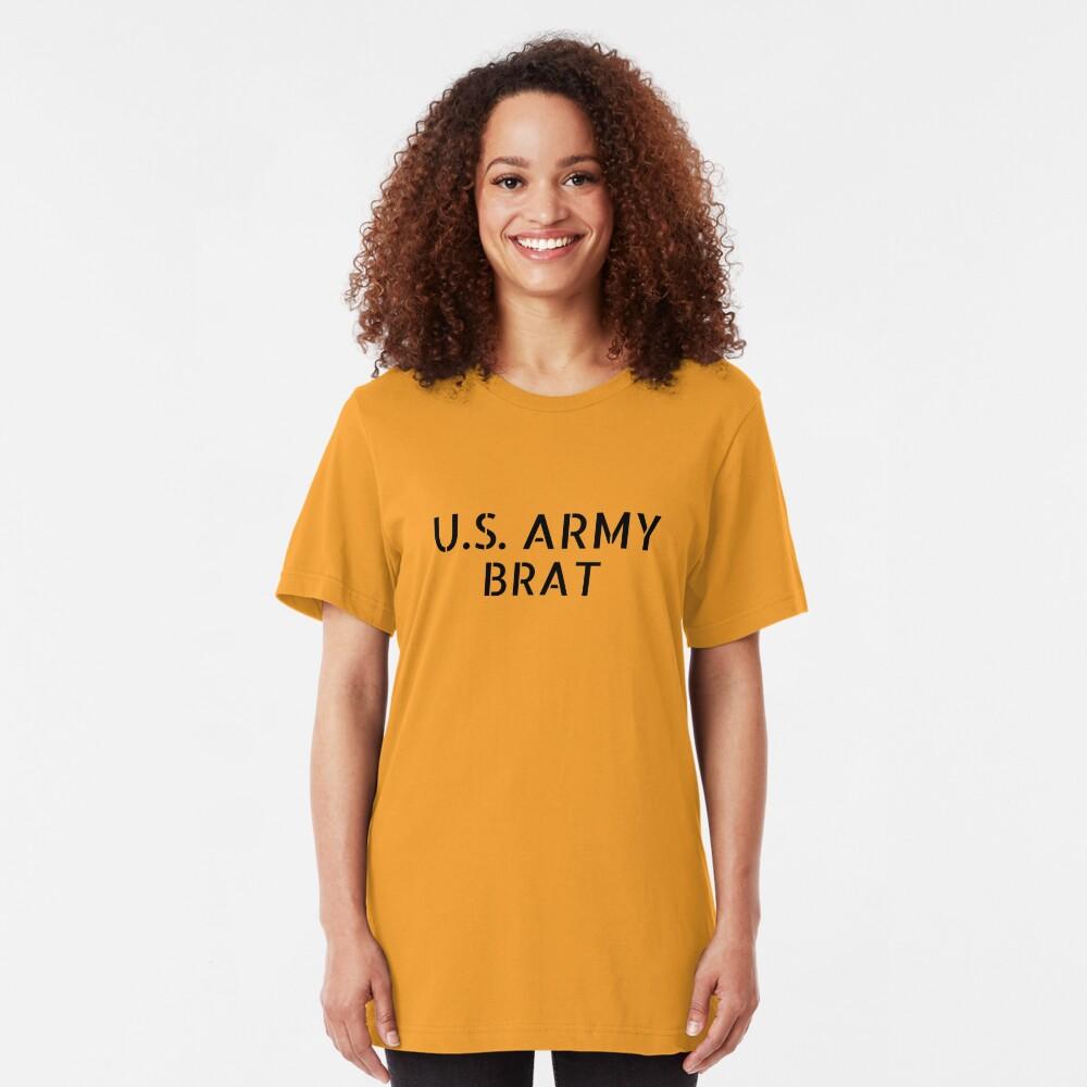 U.S. Army Brat  Slim Fit T-Shirt