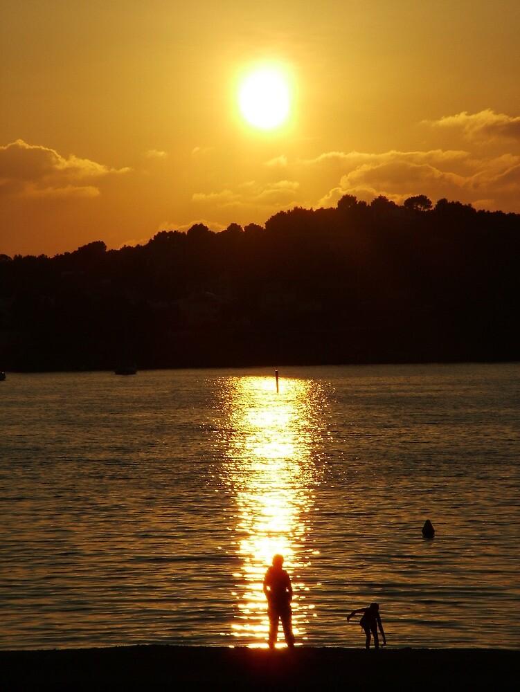 Sunset by mickyman13