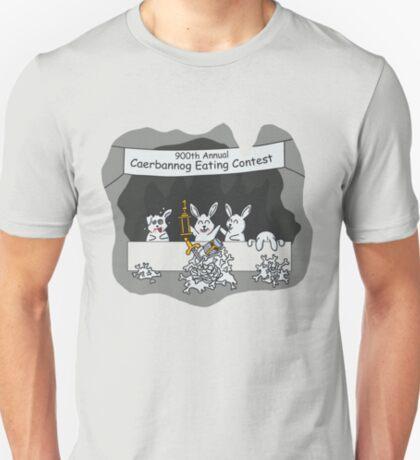 caerbannog eating contest T-Shirt