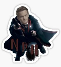 Neil Patrick Harris-NPH/HP Sticker