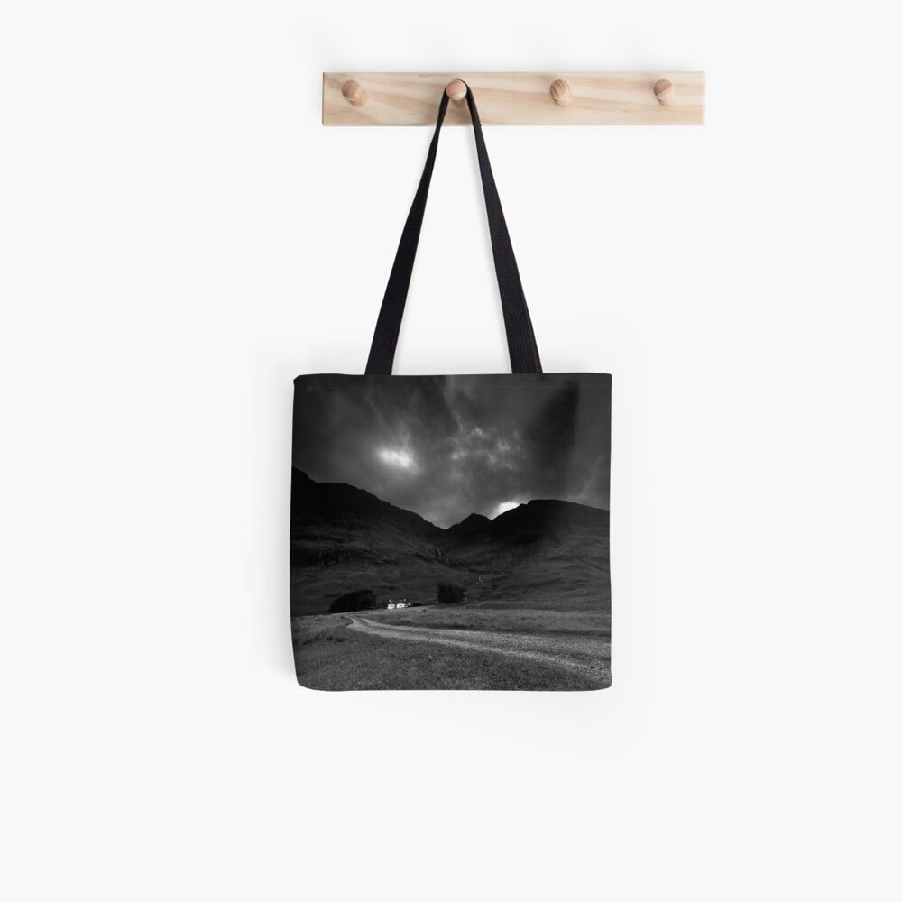 Twin cottages Tote Bag
