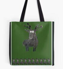 Mossy Christmas II Tote Bag