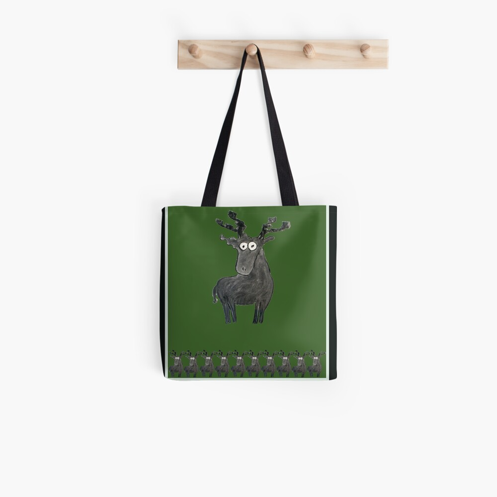 Mossy Christmas II Tote Bag