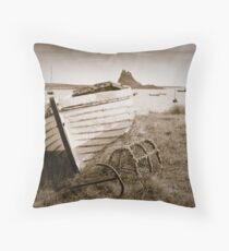 Cojín Holy Island vintage style
