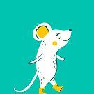 Kleine Maus von Jacqueline Hurd
