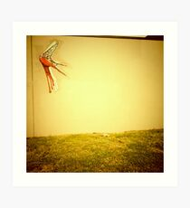 Fly Away - Portland, Oregon Art Print