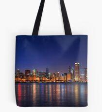 Chicago skyline Tasche