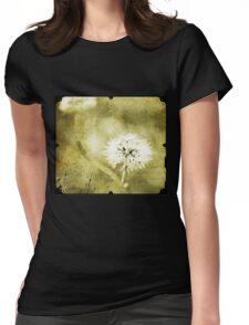 dandelions Womens Fitted T-Shirt
