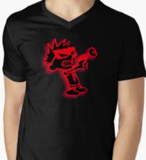 Spaceman Spiff - Red and Black T-Shirt