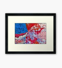 Hole in The Ozone Layer Framed Print