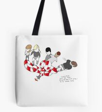 Simple Really Tote Bag