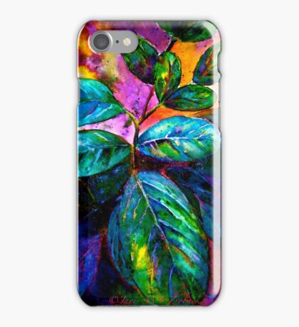 Tropical Fantasy.. iPhone Case/Skin