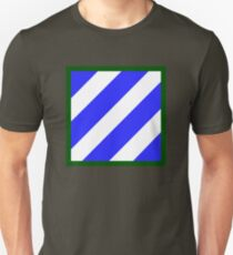 3rd Infantry Division (United States) Unisex T-Shirt