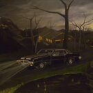 Night Time Drive  by Weshon  Hornsby