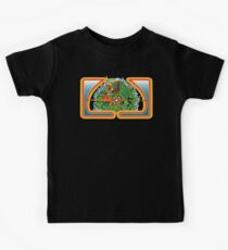 Classic Centipede Woodcut Kids Clothes