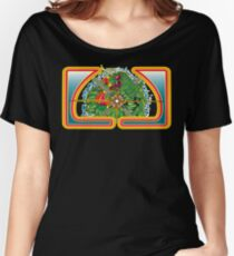 Classic Centipede Woodcut Women's Relaxed Fit T-Shirt