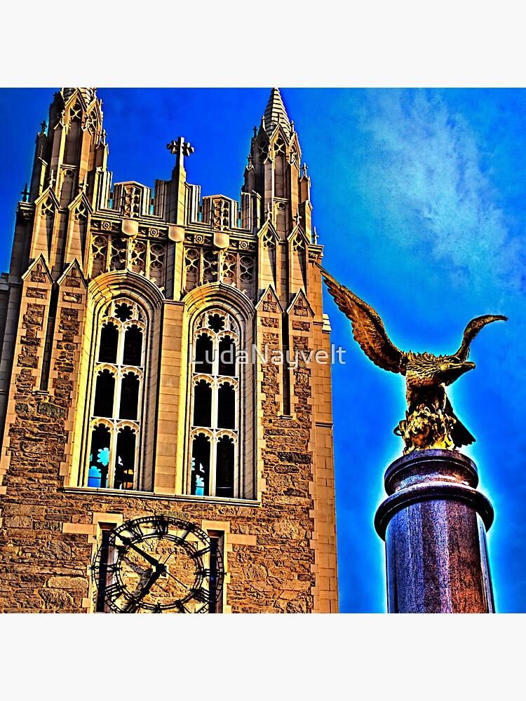 Boston College von LudaNayvelt