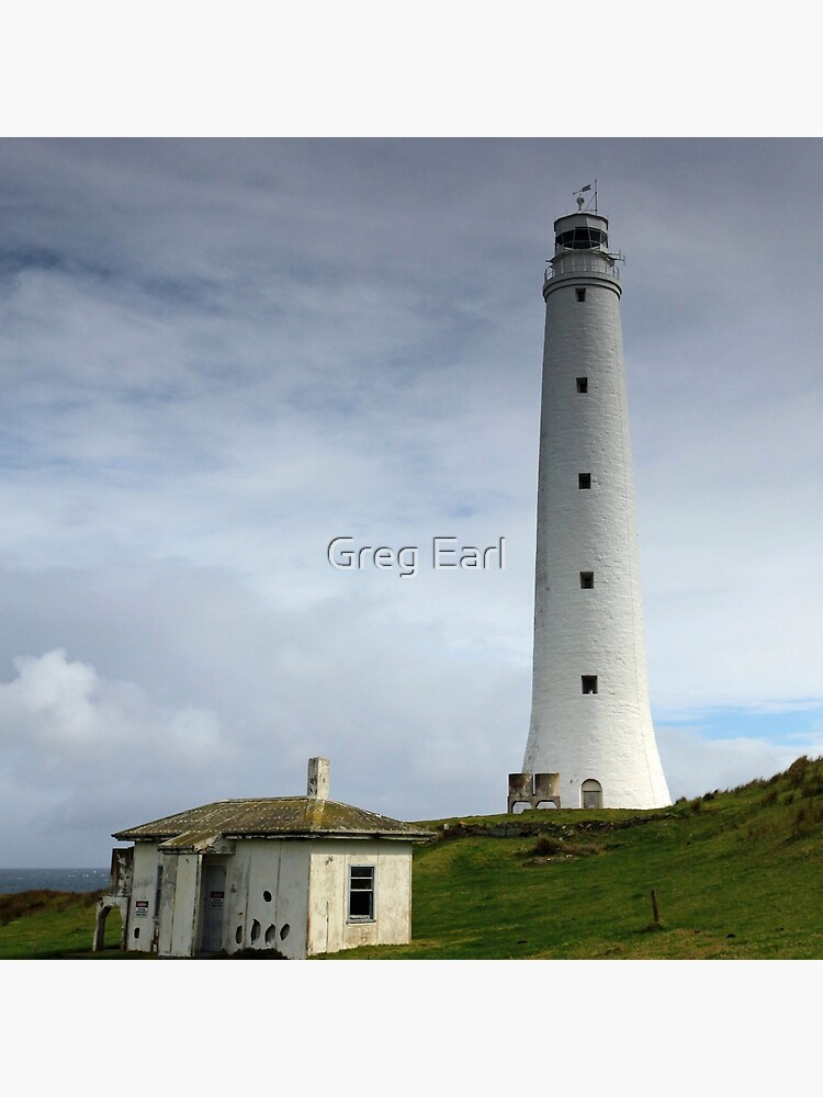 Cape Wickham Lighthouse by GregEarl