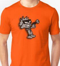 Spaceman Spiff - Greyscale Unisex T-Shirt