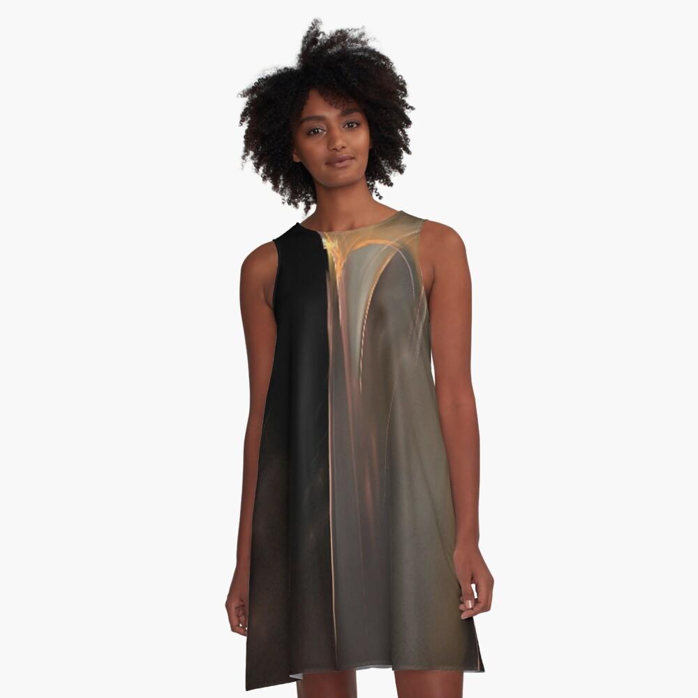 Syrup A-Line Dress