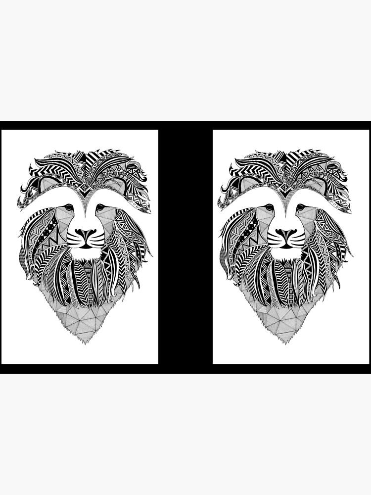 Lion Dark de artetbe