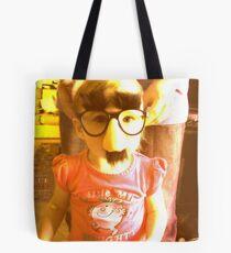 A very odd family member Tote Bag