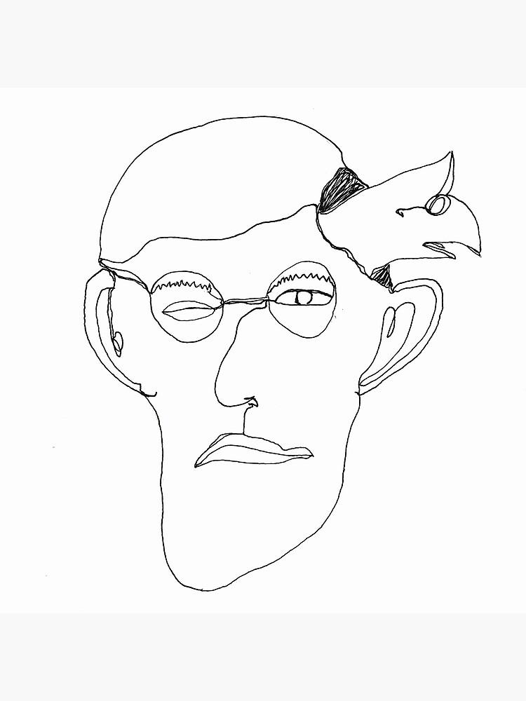self-portrait von dthaase