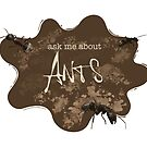 Ask me about ANTS by the vexed  muddler