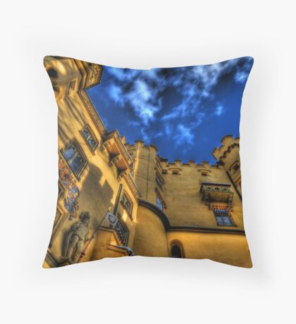 Imperial Accents Throw Pillow