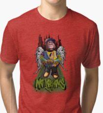 """Biggie Tribute"" Tri-blend T-Shirt"