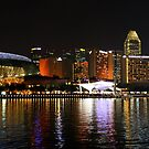 Singapore - Dreams II by Vivek Bakshi