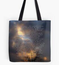 Living Life 2 Tote Bag