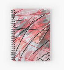 Emotional War-zone Spiral Notebook