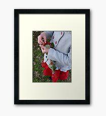 Nature Hunt Framed Print