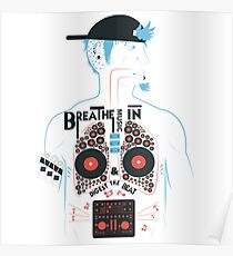 Breathe Music In. Poster