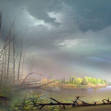 Muskoka's Lands by izenin