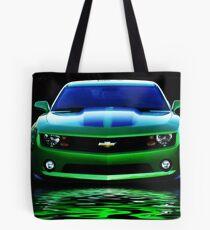 Chevy Camero Tote Bag