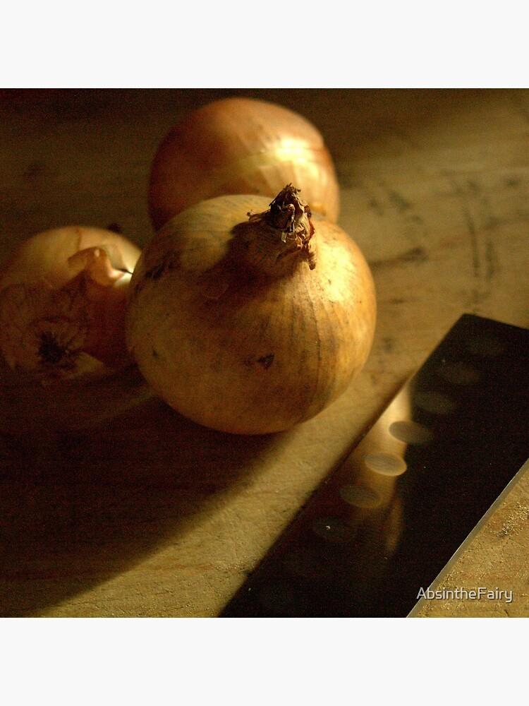 Onions ready for chopping  de AbsintheFairy