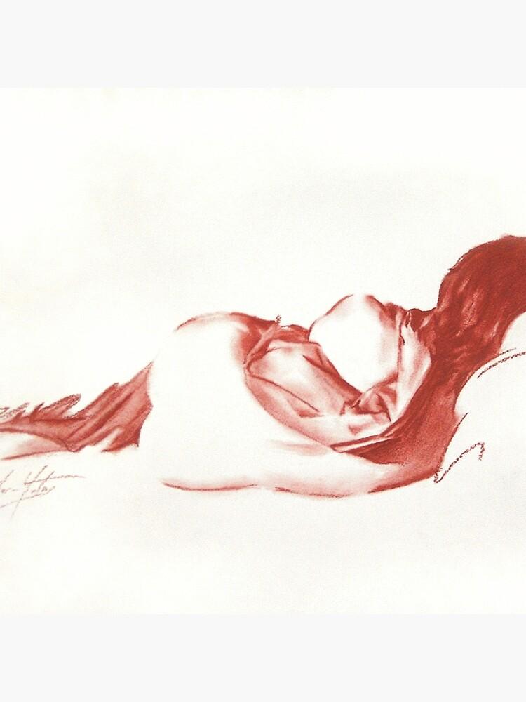 Euterpe Drawing by melissamyartist