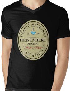Heisenberg Home Brew Mens V-Neck T-Shirt