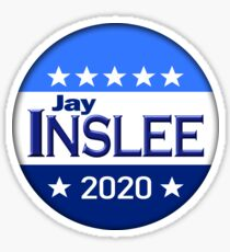 Jay Inslee for President 2020 Sticker