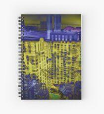 3601 Urban Spiral Notebook