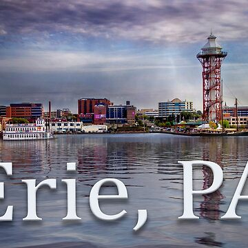 Erie Bayfront by kdxweaver