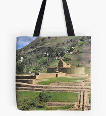 Ingapirca, Cuenca Tote Bag