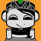 Mari O'babybot by Carbon-Fibre Media