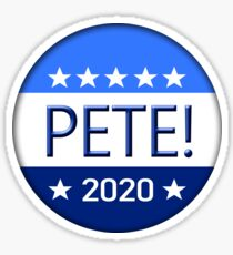 Pete for President 2020 Sticker