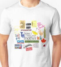 Kopie von HIMYM Unisex T-Shirt