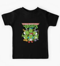 Teenage Mutant Ninja Yoshis Kids Tee